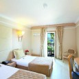 Местоположение на хотел Ersan Resort & Spa, Бодрум: Разположен е на 45 км от летището и на 5 км от центъра на Бодрум, на 5 км от селище Ичмелер, на […]